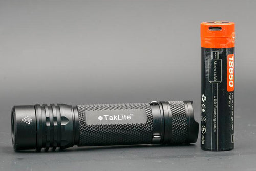 TA-50 Supercharged Flashlight