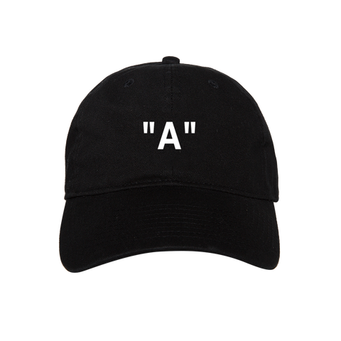 """A"" Dad Hat + Digital"