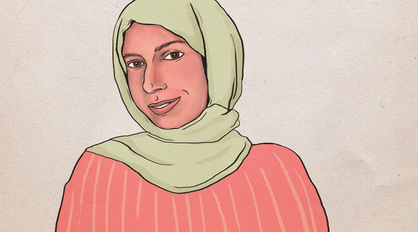 How Rasha Mahdi Is Using Cartoons As A Way To Raise Collective Awareness In The Arab Press