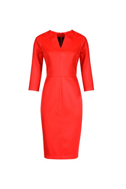 Victory Dress Red