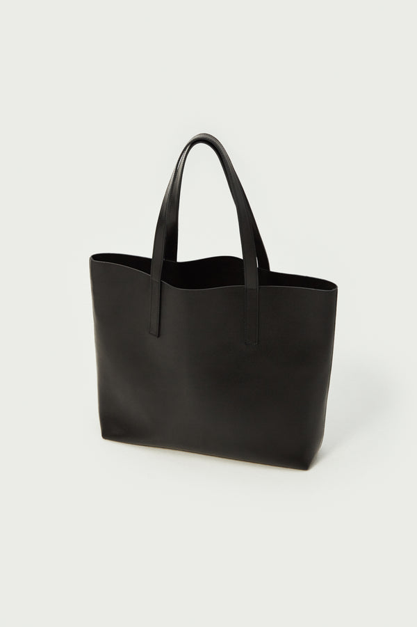 The Leather Business Tote Bag