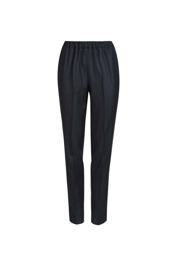 Black Business Comfort Pants | Effortless High Quality Clothing