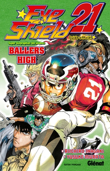 EYE SHIELD 21 - BALLERS HIGH