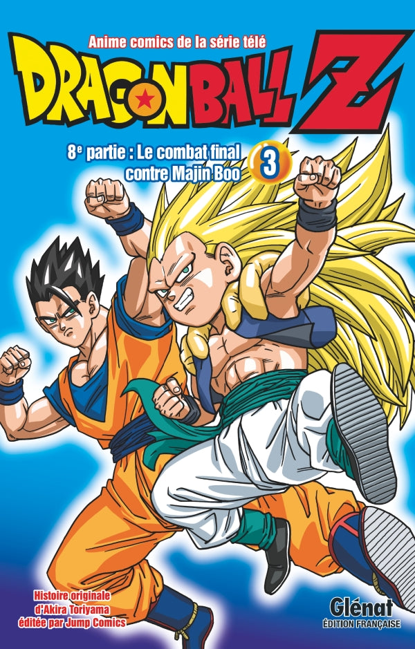 Dragon Ball Z - 8e partie