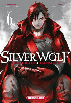 Silver Wolf - Blood Bone