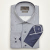 SLIM FIT LONG SLEEVE PHOENIX COTTON SHIRT