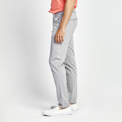 SKINNY FIT CASUAL GREY POCKET PANT