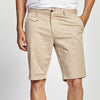 CLASSIC FIT KHAKI TAN SHORT