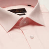 SLIM FIT LONG SLEEVE PINK GLASGOW COTTON SHIRT