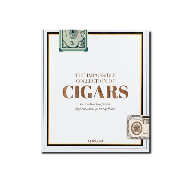 The impossible collection of cigars - Le Papillon Gallery