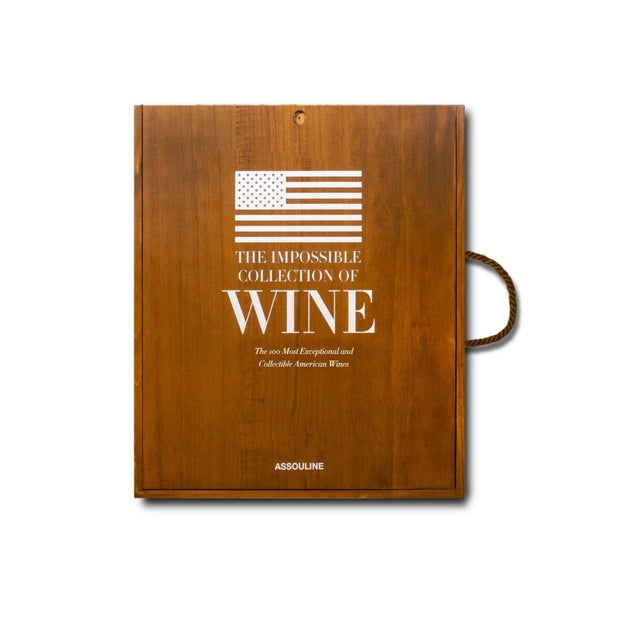 The impossible colletion of american wine
