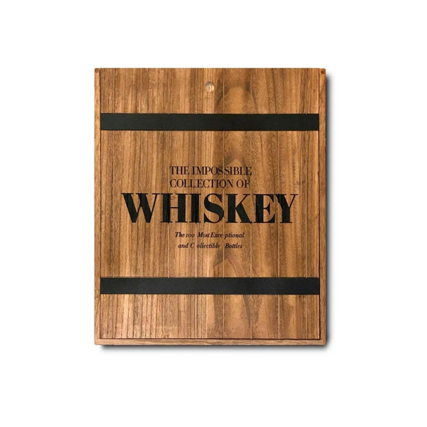 The impossible collection of whiskey - Le Papillon Gallery