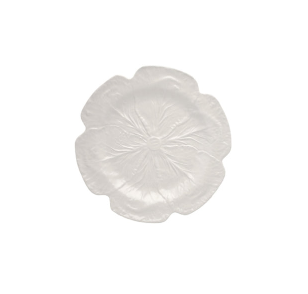 Bordallo Pinheiro Cabbage Charger Plate 30,5 Beige