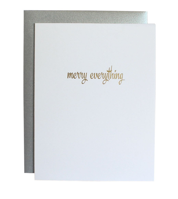 Chez Gagne Cards Merry Everything - Le Papillon Gallery