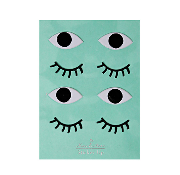 Meri Meri Eyes Sticker