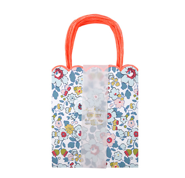Meri Meri Liberty Betsy Party Bags