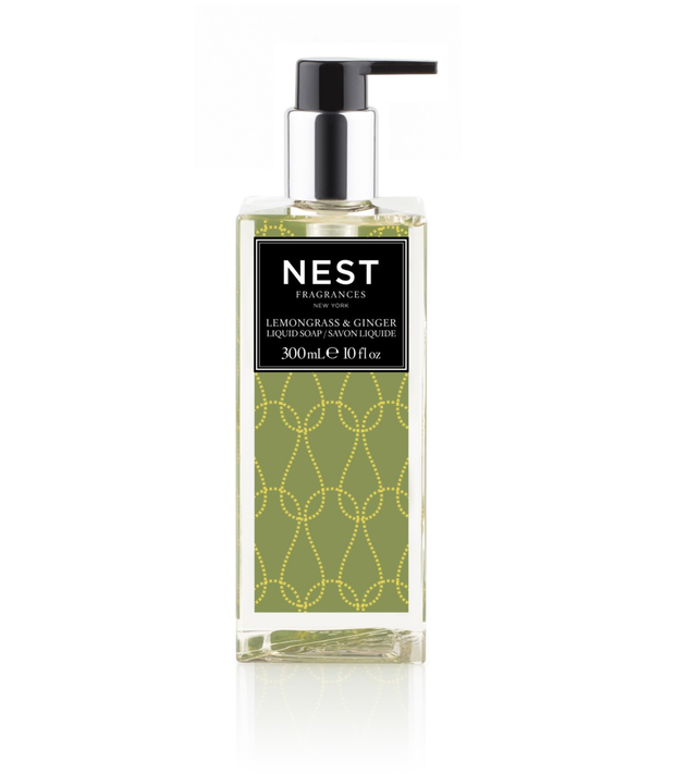 NEST Fragrances Liquid Soap Lemongrass & Ginger