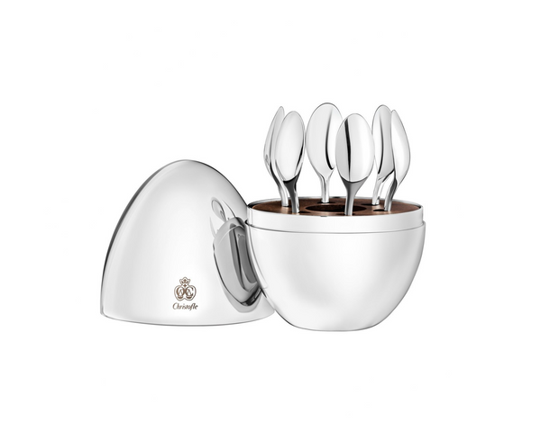 MOOD 6-Piece Espresso Spoon Set