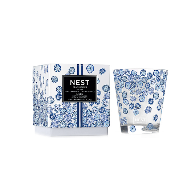Nest Fragrances Specialty Classic Candle Linen