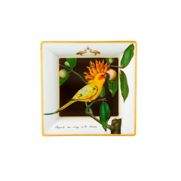 Amazonia small square tray - Le Papillon Gallery