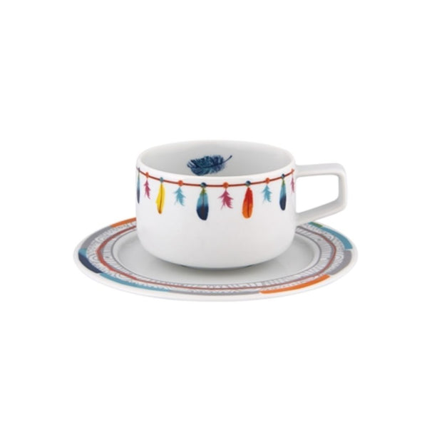 Atrapasueños Tea cup and Saucer