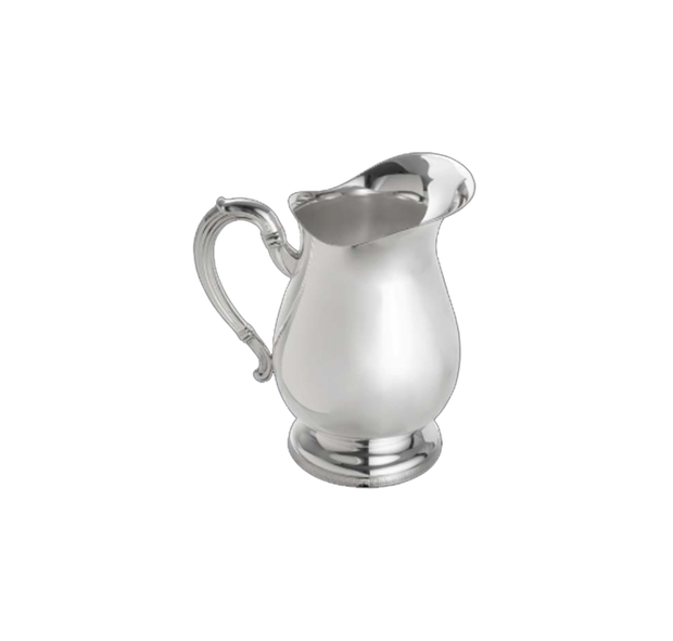 Wolff Silverplated Pitcher Croise