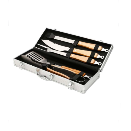 Wolff Stainless Steel Barbecue Cutlery Set (5 pieces)