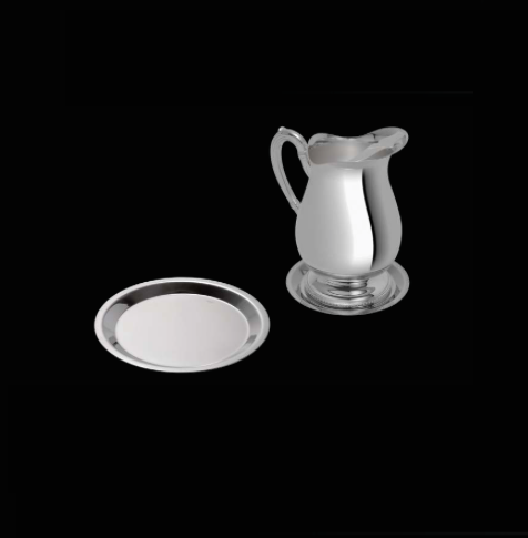 Wolff Bottle/Jug Coaster Stainless Steel - Le Papillon Gallery
