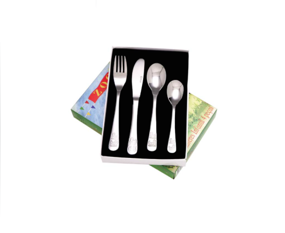 Wolff Stainless Steel Children Cutlery - Le Papillon Gallery