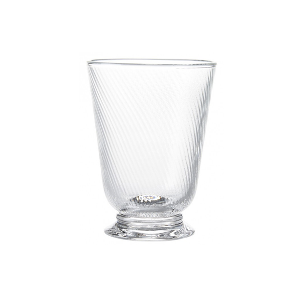 Juliska Arabella Clear Tumbler - Le Papillon Gallery