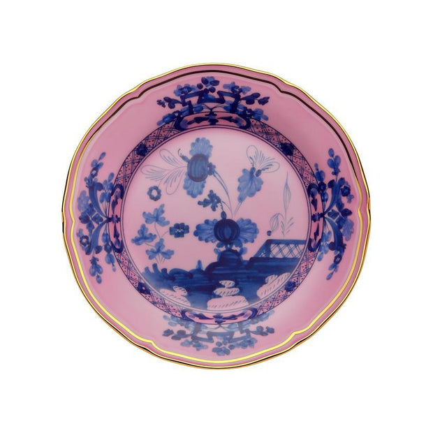 Richard Ginori Oriente Italiano Azalea bread and butter plate - Le Papillon Gallery