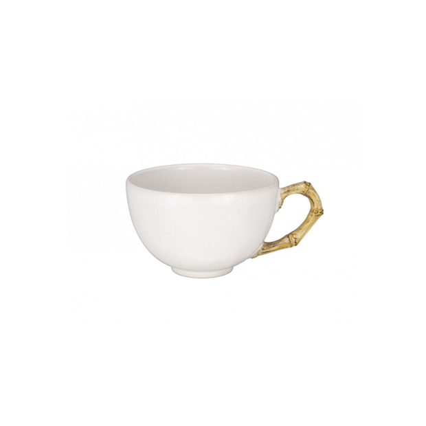 Juliska Classic Bamboo Natural Tea/Coffee Cup - Le Papillon Gallery