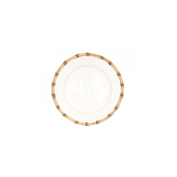 Juliska Classic Bamboo Natural Side Plate - Le Papillon Gallery