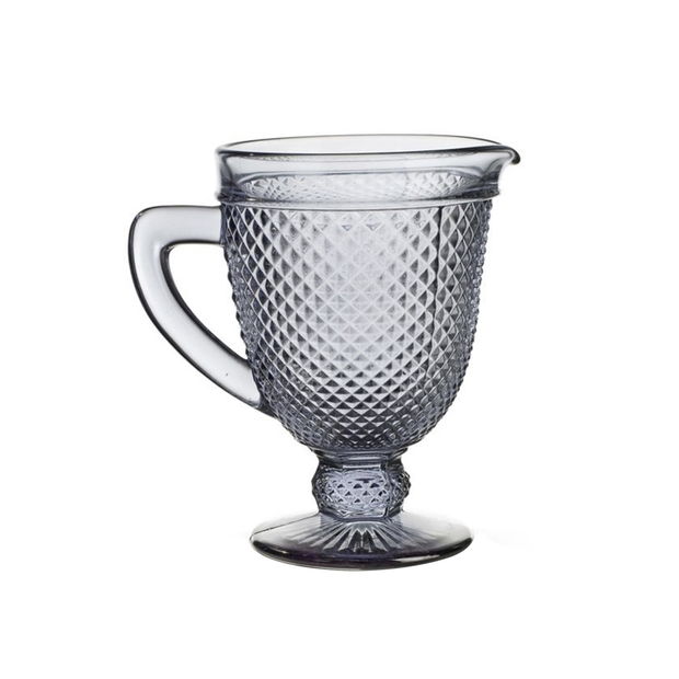 Vista Alegre Bicos Pitcher Grey