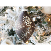 Glass Pinecone Ornament - Le Papillon Gallery