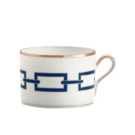 Richard Ginori Catene Zaffiro Tea Cup
