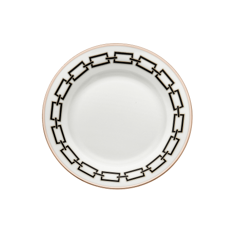 Catene Nero Dinner Plate - Le Papillon Gallery