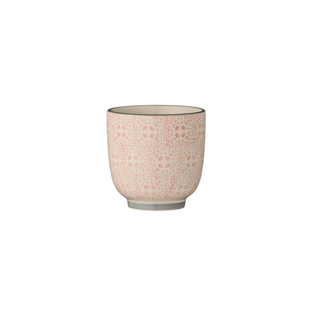Bloomingville Ceramic Cecile Cup Pink