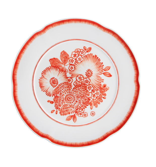Coralina Dinner Plate - Le Papillon Gallery