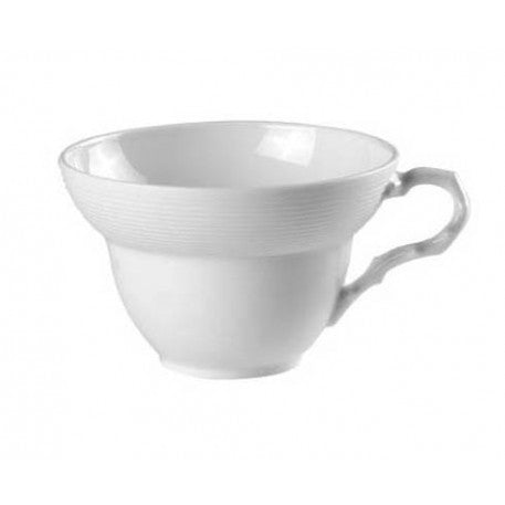 Richard Ginori Galatea White Tea Cup - Le Papillon Gallery
