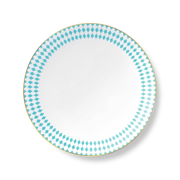 B by Brandie Hutton Dinner Plate