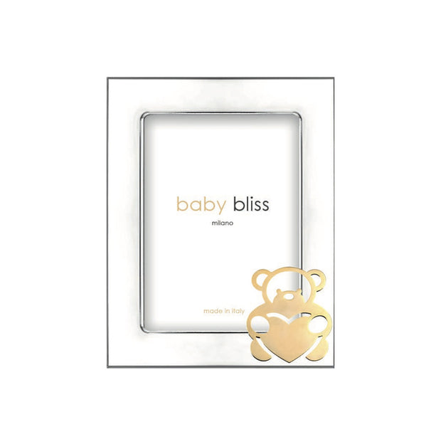 "Intersilver ""The Bear"" 13x18 Baby Photo Frame - Le Papillon Gallery"