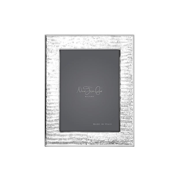 "Intersilver ""The Trophy"" 13x18 Photo Frame - Midnight Blue - Le Papillon Gallery"