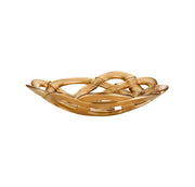 Basket Bowl (gold, Large) - Le Papillon Gallery