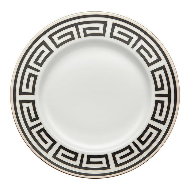 Laberinto Nero Dinner Plate - Le Papillon Gallery