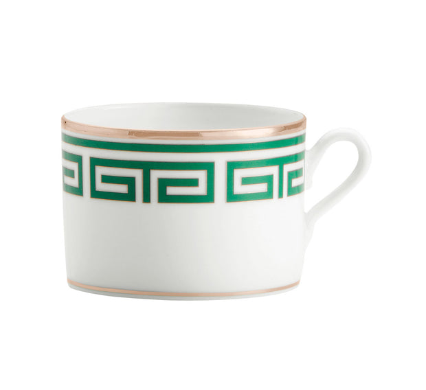Richard Ginori Laberinto Smeraldo Tea Cup - Le Papillon Gallery