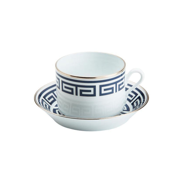 Richard Ginori Laberinto Zaffiro Tea Cup - Le Papillon Gallery