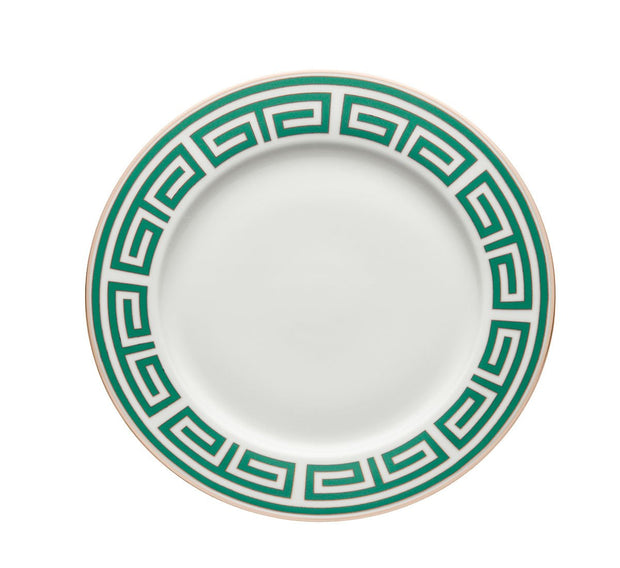 Richard Ginori Laberinto Smeraldo Dinner Plate - Le Papillon Gallery