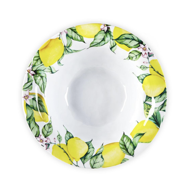 Limonata Round Serving Bowl