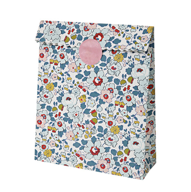 Meri Meri Liberty Betsy Treat Bags - Le Papillon Gallery